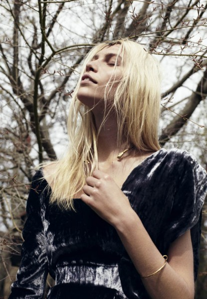 Aline Weber for <em>Russh</em> #40 by Benny Horne
