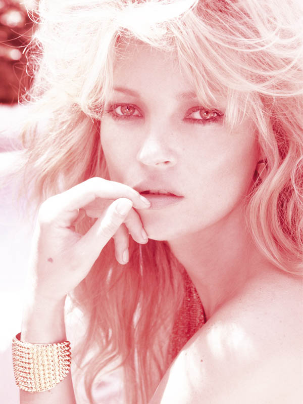 Kate Moss for <em>Vogue Brazil</em> May 2011 by Mario Testino