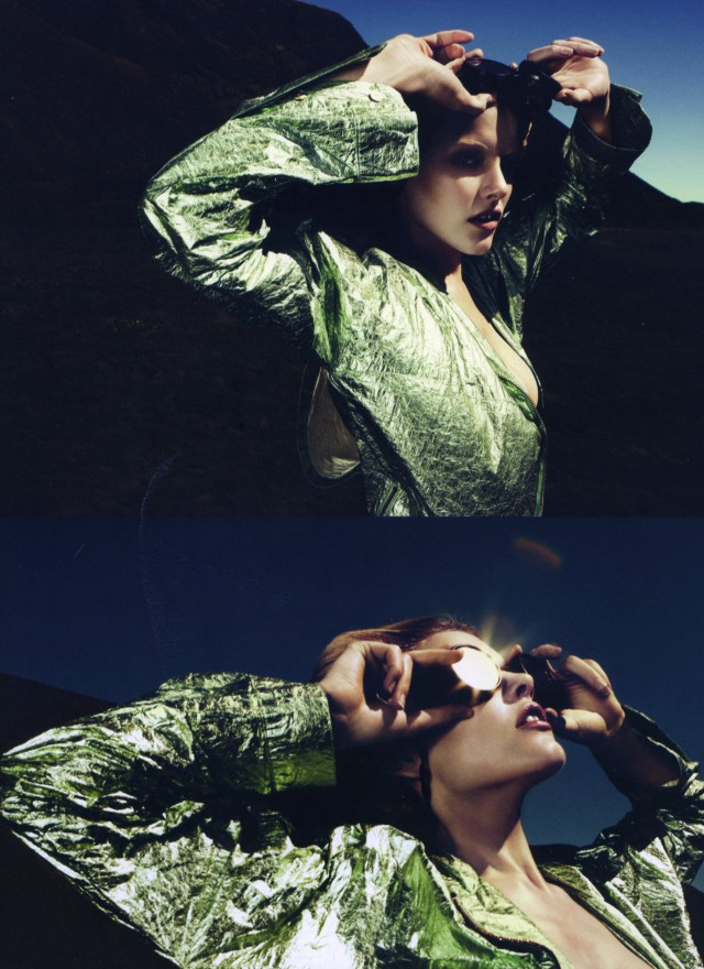 Ashley Smith by Chad Pitman for <i>Muse</i> #26 Summer 2011