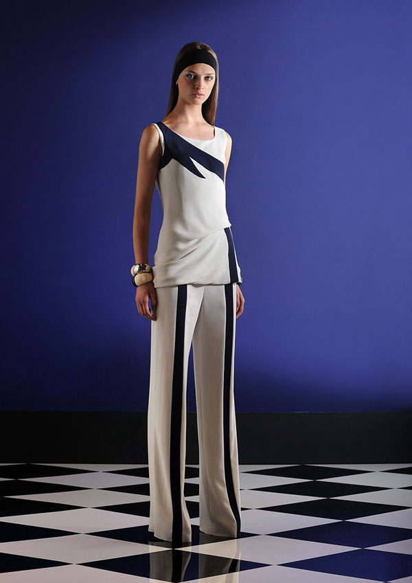 Alberta Ferretti Resort 2012 Collection