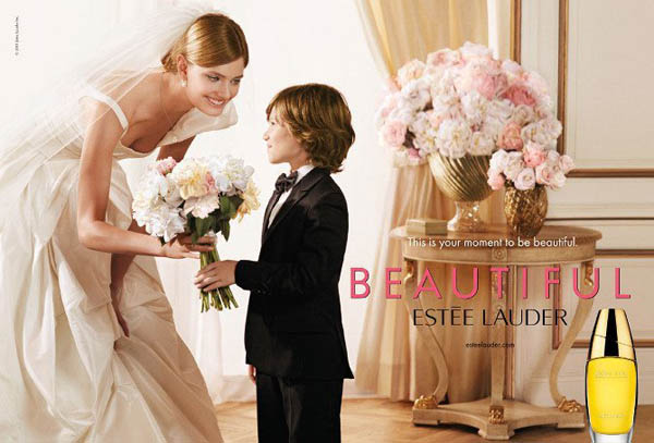 "Estée Lauder ""Beautiful"" Fragrance Campaign 