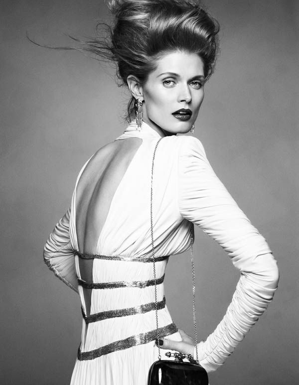 Malgosia Bela by Greg Kadel for <em>Vogue Spain</em> July 2011