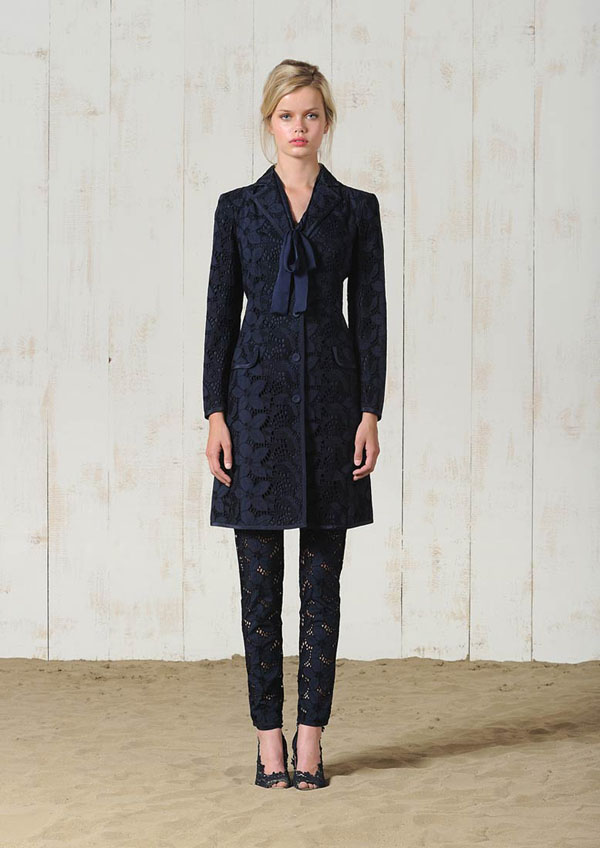 Philosophy di Alberta Ferretti Resort 2012 Collection