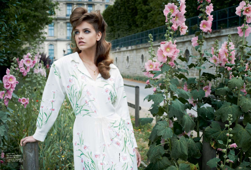 Barbara Palvin by Eric Guillemain for <i>Vogue Australia</i> September 2011