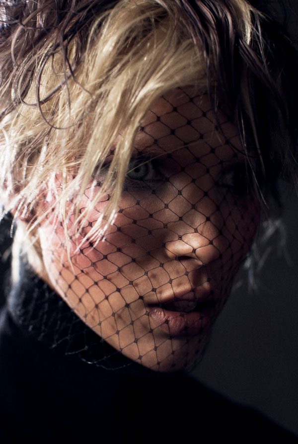 Britt Maren by Hugh Lippe for <em>Exit</em> S/S 2011