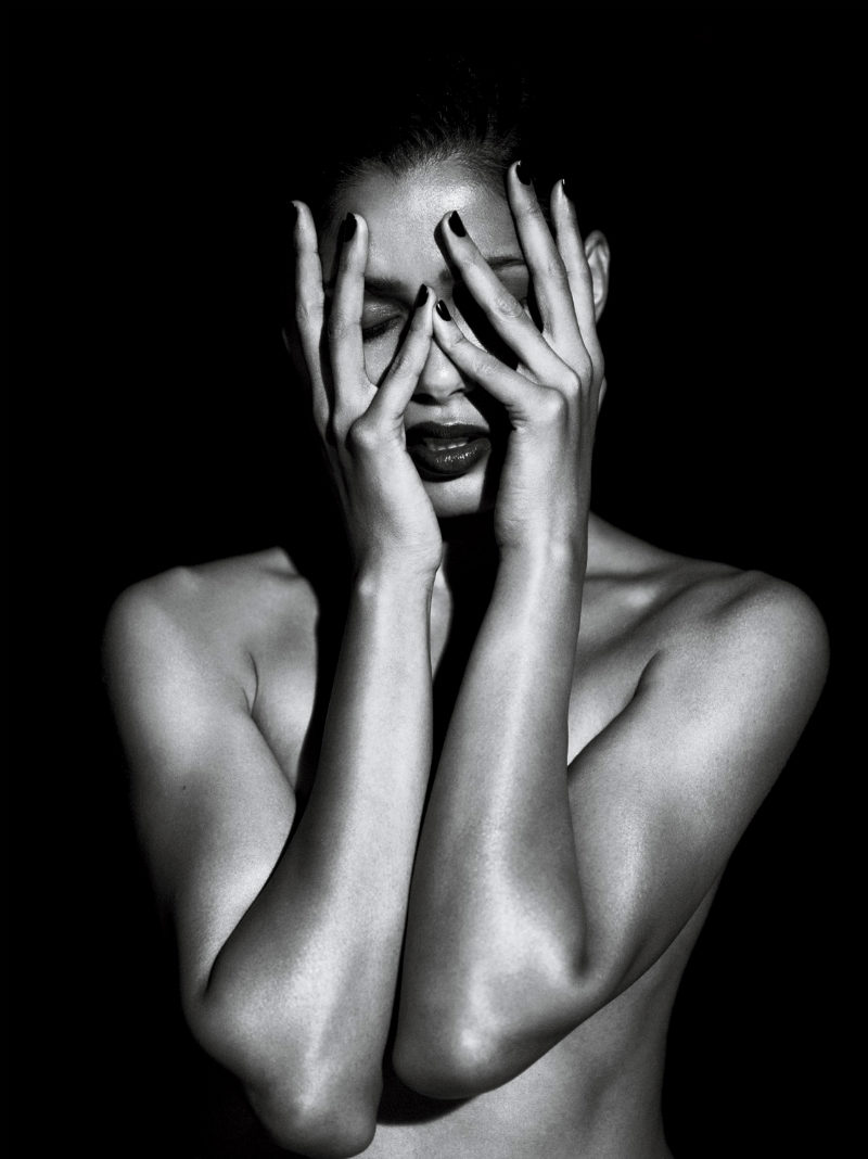 Freida Pinto by Mert &#038; Marcus for <em>Interview</em> August 2011
