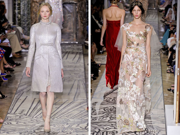 Valentino Fall 2011 Couture | Paris Haute Couture