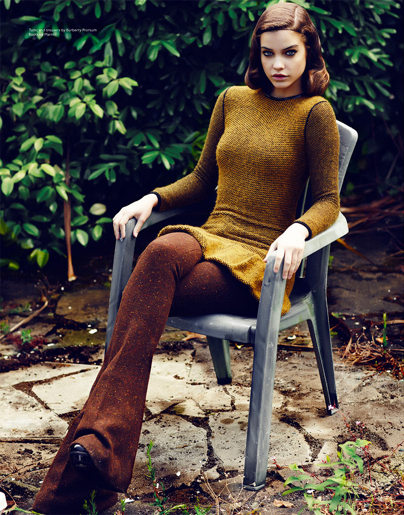 Barbara Palvin by Emma Tempest for <em>Dansk</em> A/W 2011