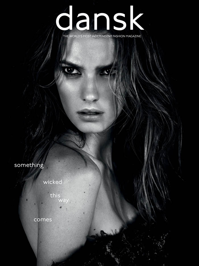 <em>Dansk</em> A/W 2011 Cover | Sigrid Agren by Aitken Jolly