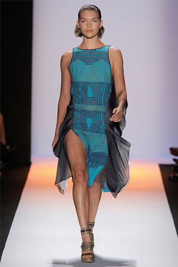 BCBG Max Azria Spring 2012 | New York Fashion Week
