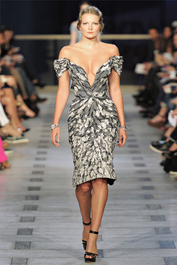 Zac Posen Spring 2012 | New York Fashion Week