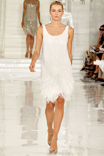 Ralph Lauren Spring 2012 | New York Fashion Week