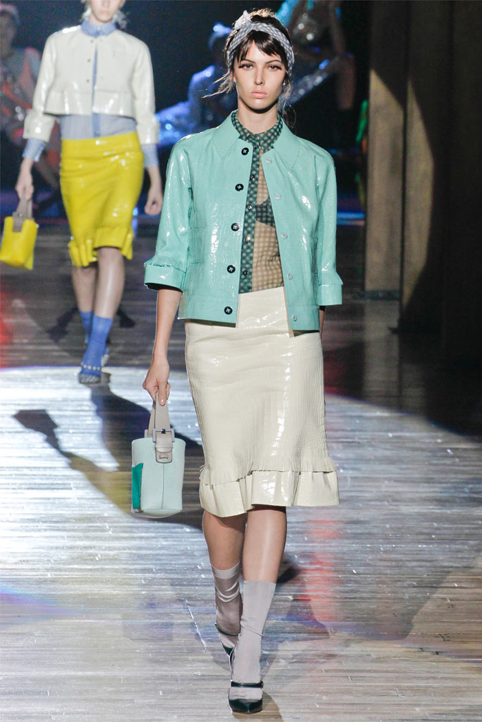 Marc Jacobs Spring 2012 | New York Fashion Week