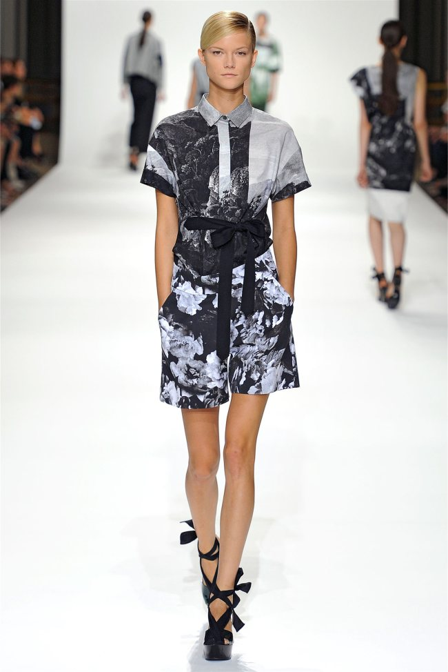 Dries van Noten Spring 2012 | Paris Fashion Week