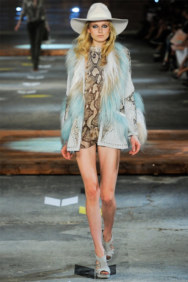 Just Cavalli Spring 2012 | Milan Fashion Week