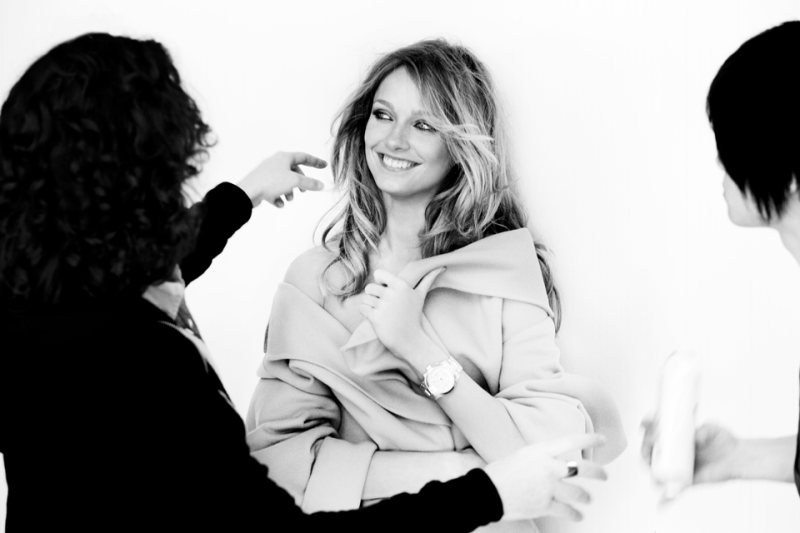 Michael Kors Signature Fragrance Campaign – Behind the Scenes + Giveaway
