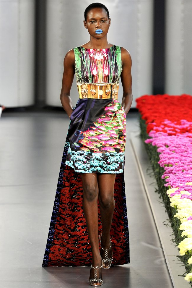 Mary Katrantzou Spring 2012 | London Fashion Week