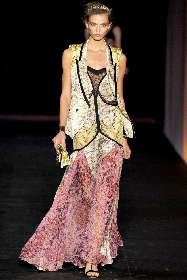 Roberto Cavalli Spring 2012 | Milan Fashion Week