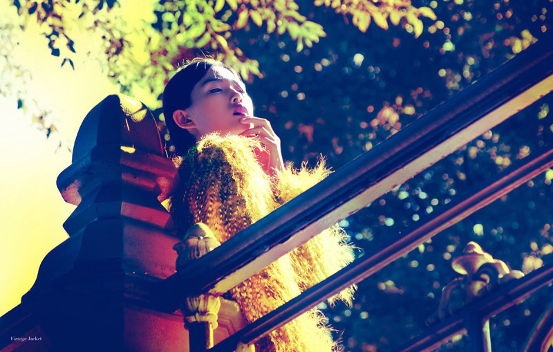 Tian Yi by Whalen Bryce for <i>Vestal Magazine</i> September 2011