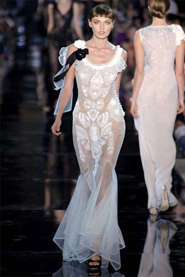 John Galliano Spring 2012 | Paris Fashion Week