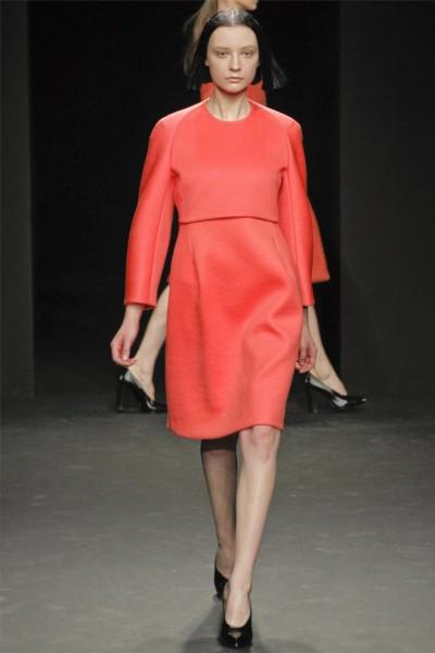 Calvin Klein Fall 2012 | New York Fashion Week