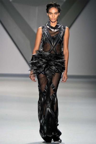 Vera Wang Fall 2012 | New York Fashion Week