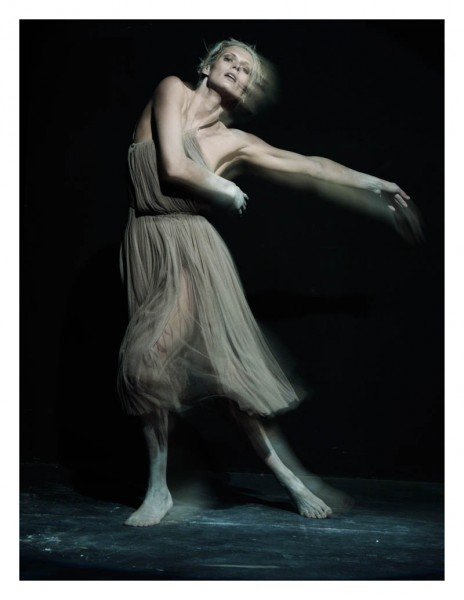 See Malgosia Bela Dance and Enchant for i-D's Summer Issue