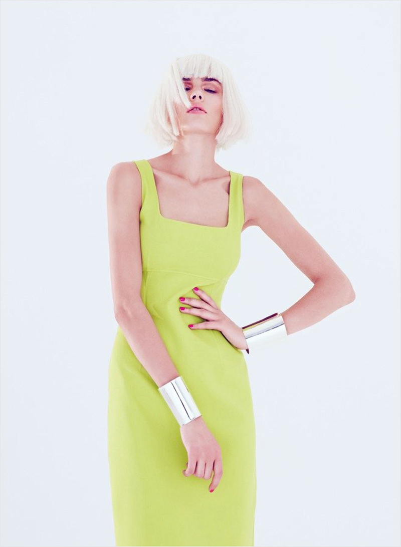 mc2 Ada Wrzesinska by Emre Guven for Harpers Bazaar Turkey April 2012
