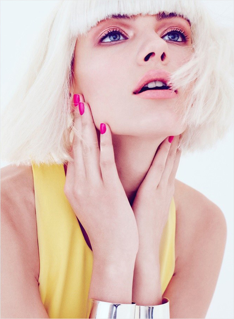 mc3 Ada Wrzesinska by Emre Guven for Harpers Bazaar Turkey April 2012