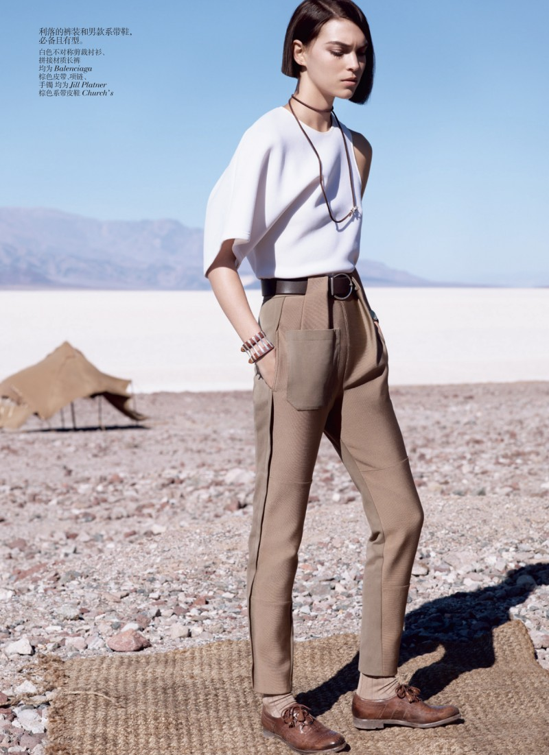 muse china 06 e1335986294732 Arizona Muse by Josh Olins for Vogue China May 2012