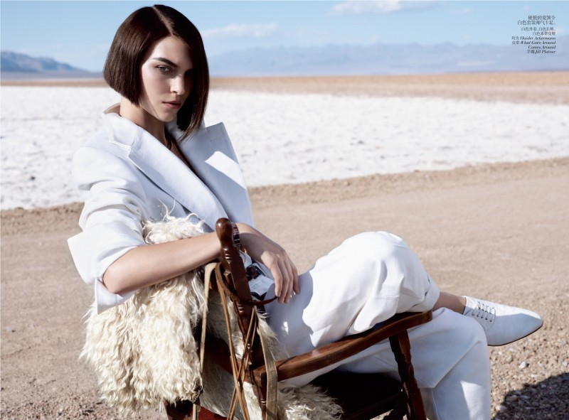 muse china 07 e1335985771156 Arizona Muse by Josh Olins for Vogue China May 2012