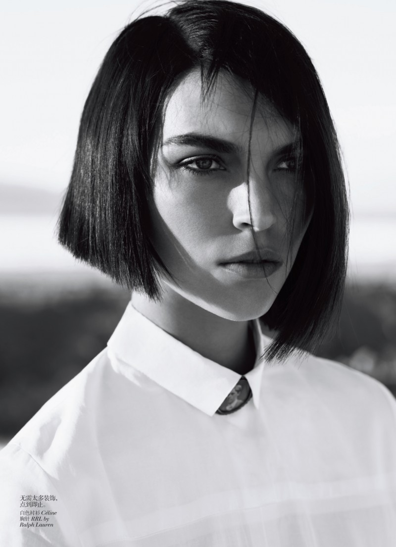 muse china 08 e1335986337604 Arizona Muse by Josh Olins for Vogue China May 2012