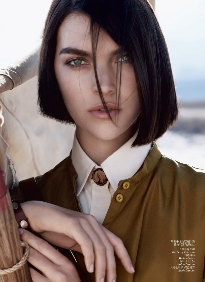 muse china 12 e1335986433479 Arizona Muse by Josh Olins for Vogue China May 2012
