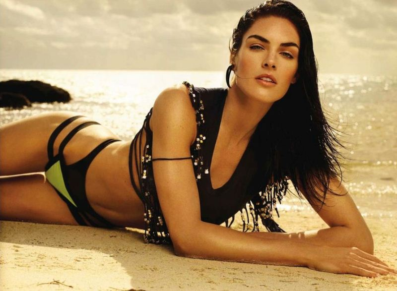 rhoda spain 3 Hilary Rhoda in Sporty Beachwear for Vogue Spain, Shot by Miguel Reveriego