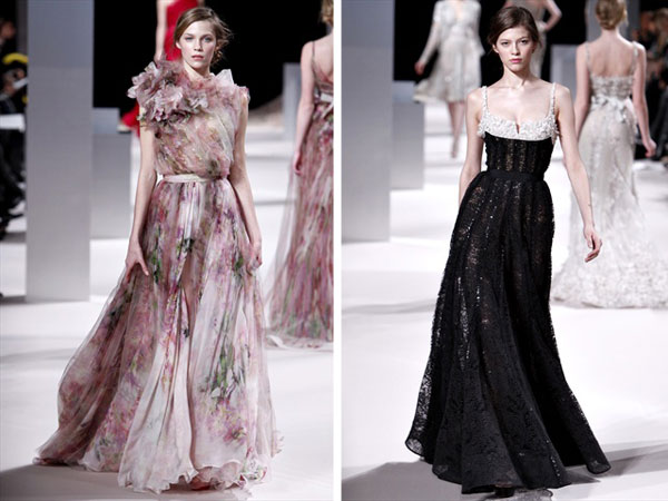 Elie Saab Spring 2011 Haute Couture Show - Zimbio