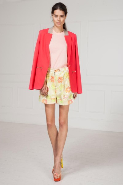 Matthew Williamson's Resort 2013 Collection Features Natural & Geometric Prints