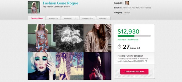 Last 27 Hours for FGR's Indiegogo Fund!