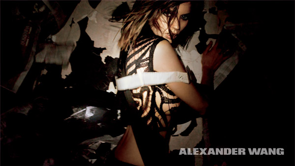 Alexander Wang Fall 2010 Campaign | Abbey Lee Kershaw by Craig McDean