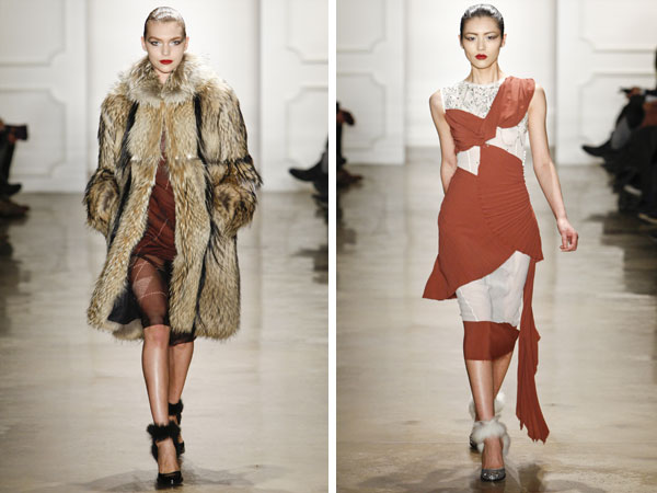 Altuzarra Fall 2011 | New York Fashion Week