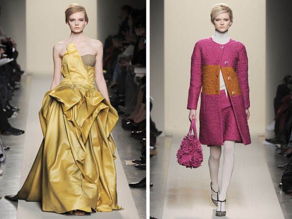 Bottega Veneta Fall 2011 | Milan Fashion Week