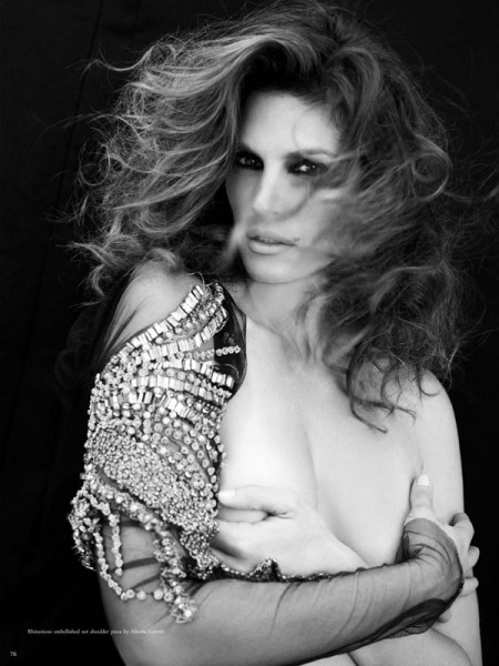 Cindy Crawford by Kayt Jones for <em>Bullett</em> Fall 2010