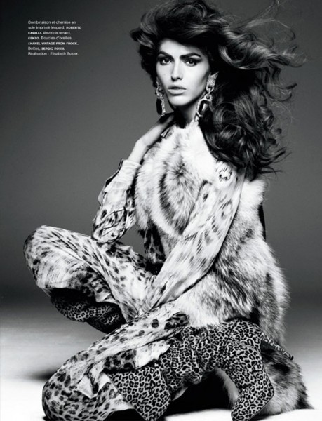 Dafne Cejas by Greg Kadel for <em>Numéro</em> #118