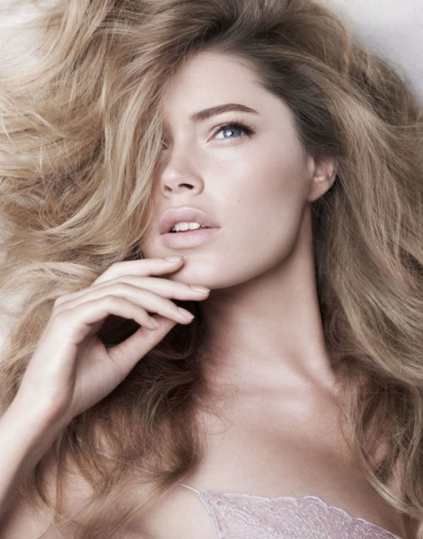 Doutzen Kroes for <em>Elle France</em> September 2010 by Alex Cayley