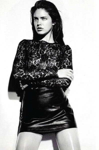 Emily DiDonato by Liz Collins for <em>Numéro</em> #119