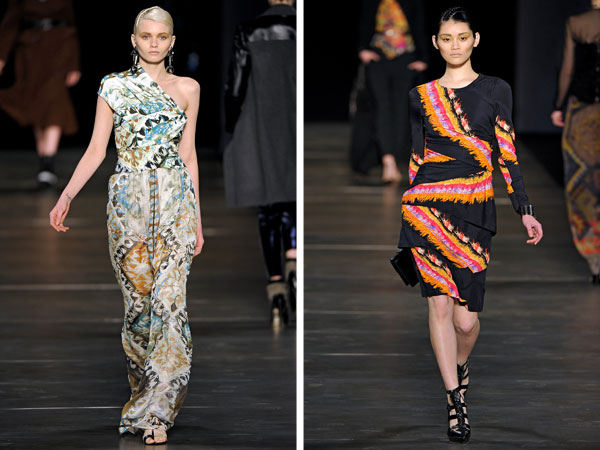 Etro Fall 2011 | Milan Fashion Week