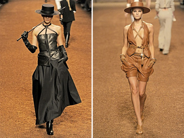 Hermès Spring 2011 | Paris Fashion Week