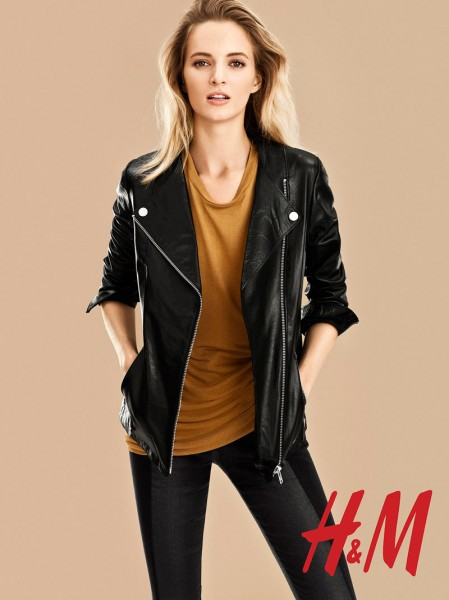 Daria Strokous for H&M Trend Update by Peter Gehrke