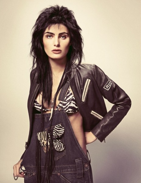 Isabeli Fontana for <em>L'Officiel Brazil</em> December 2010 by Zee Nunes &#038; André Katopodis