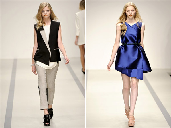 Jaeger Spring 2011 | London Fashion Week