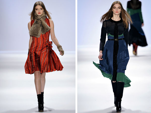 Jill Stuart Fall 2011 | New York Fashion Week